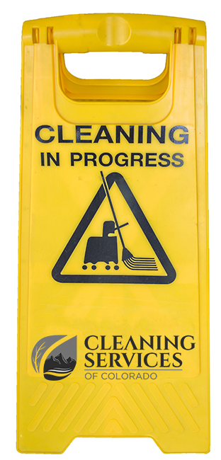 Janitorial and cleaning services in Denver.