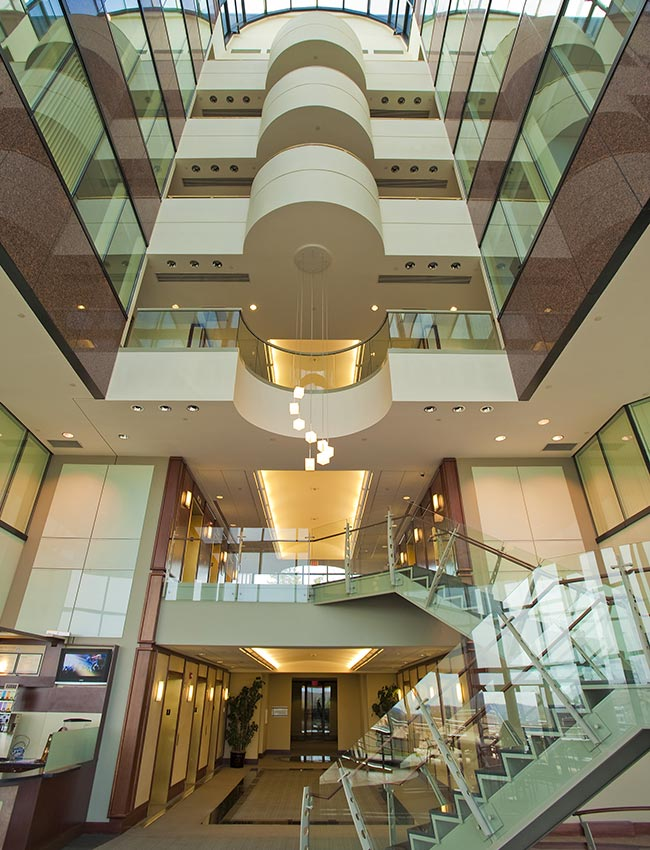 Professional office and commercial building cleaning services in Denver.